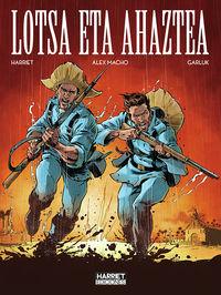 Lotsa Eta Ahaztea - Gregorio Muro Harriet / Alex Macho (il. )