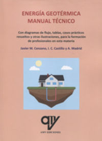ENERGIA GEOTERMICA - MANUAL TECNICO
