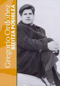 GREGORIO ORDOÑEZ - BITZITZA POSIBLEA