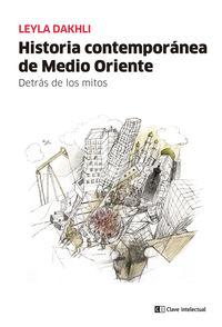HISTORIA CONTEMPORANEA DE MEDIO ORIENTE