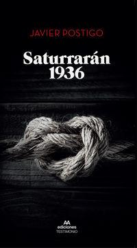 SATURRARAN 1936