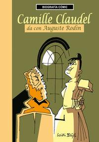 CAMILLE CLAUDEL DA CON AUGUSTE RODIN