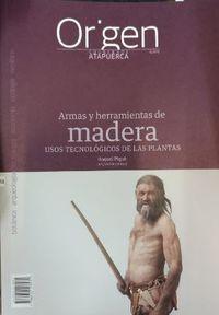 ORIGEN 13 - ARMAS Y HERRAMIENTAS DE MADERA USOS TECNOLOGICOS DE LAS PLANTAS