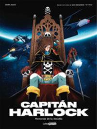 CAPITAN HARLOCK - MEMORIAS DE LA ARCADIA 1