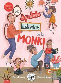 DISPARATADAS HISTORIAS DE LOS MONKI, LAS