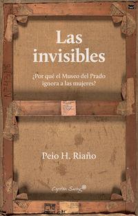 Las invisibles - Peio H. Riaño
