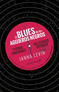 el blues de los agujeros negros - Janna Levin