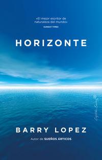 horizonte - Barry Lopez