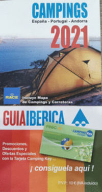 GUIA IBERICA DE CAMPINGS 2021 ESPAÑA / PORTUGAL