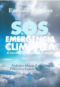 S. O. S. EMERGENCIA CLIMATICA
