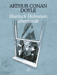 Sherlock Holmesen Abenturak - Arthur Conan Doyle