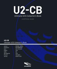 U2-CB ULTIMATE UCS COLLECTOR'S BOOK (INGLES)