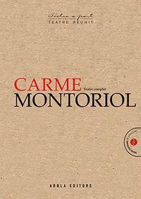 CARME MONTORIOL