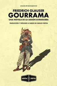 GOURRAMA - UNA NOVELA DE LA LEGION EXTRANJERA