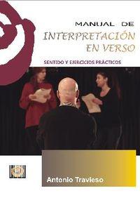 MANUAL DE INTERPRETACION EN VERSO - SENTIDO Y EJERCICIOS PRACTICOS