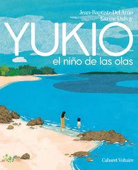 YUKIO - EL NIÑO DE LAS OLAS