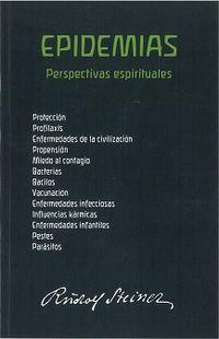 EPIDEMIAS - PERSPECTIVAS ESPIRITUALES