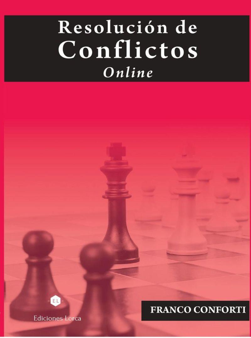 RESOLUCION DE CONFLICTOS ONLINE