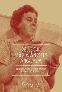 RELLEGIR MARIA ANGELS ANGLADA
