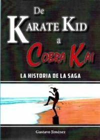 DE KARATE KID A COBRA KAI - LA HISTORIA DE LA SAGA