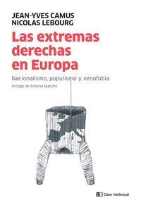 EXTREMAS DERECHAS EN EUROPA, LAS - NACIONALISMO, POPULISMO Y XENOFOBIA