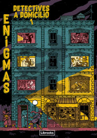 ENIGMAS - DETECTIVES A DOMICILIO 1