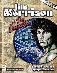 JIM MORRISON - EL REY LAGARTO (NOVELA GRAFICA)