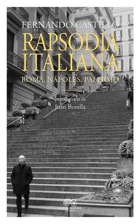 rapsodia italiana - Fernando Castillo