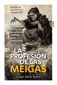PROFESION DE LAS MEIGAS, LA - LA BRUJERIA A LA LUZ DE DOCUMENTOS INEDITOS DE LA INQUISICION