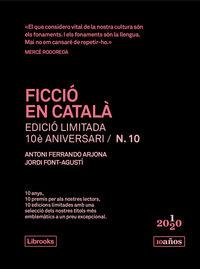 FICCIO EN CATALA (ED. LIMITADA 10E ANIVERSARI Nº 10)