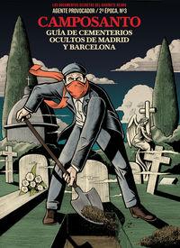 CAMPOSANTO - GUIA DE CEMENTERIOS OCULTOS DE MADRID Y BARCELONA