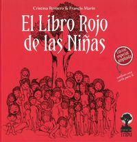 el libro rojo de las niñas - Francis Marin / Cristina Romero