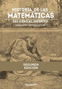 HISTORIA DE LAS MATEMATICAS - DEL CERO AL INFINITO