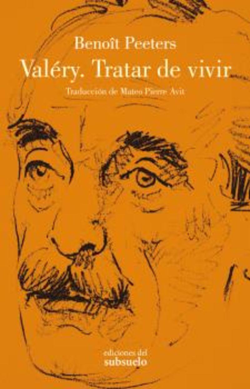 VALERY - TRATAR DE VIVIR