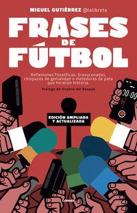 FRASES DE FUTBOL - EDICION 10º ANIVERSARIO