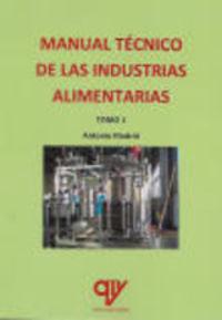 MANUAL TECNICO DE INDUSTRIAS ALIMENTARIAS