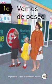 VAMOS DE PASEO (ESCARABAJO PELOTERO 1C)