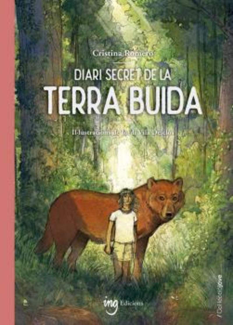 diari secret de la terra buida - Cristina Romero Miralles