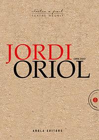 JORDI ORIOL (2004-2021)