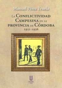 LA CONFLICTIVIDAD CAMPESINA EN LA PROVINCIA DE CORDOBA 1931-1936