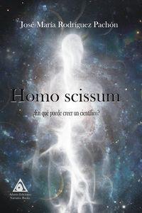 HOMO SCISSUM