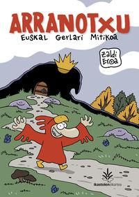 arranotxu - euskal gerlari mitikoa - Zaldieroa