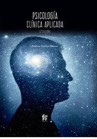 (2 ED) PSICOLOGIA CLINICA APLICADA