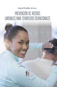 Prevencion De Riesgos Laborales Para Terapeuta Ocupacional - Rafael Ceballos Atienza