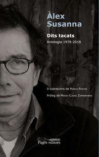 DITS TACATS - ANTOLOGIA 1978-2018