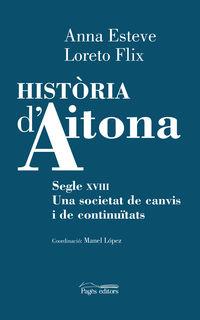 HISTORIA D'AITONA