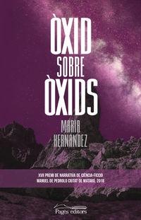 OXID SOBRE OXIDS