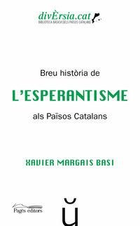 BREU HISTORIA DE L'ESPERANTISME ALS PAISOS CATALANS