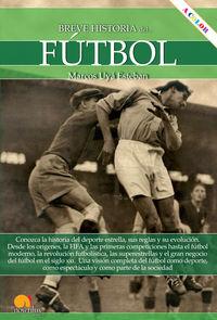 breve historia del futbol - Victor San Juan