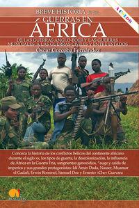 Breve Historia De Las Guerras De Africa - Oscar Corcoba Fernandez